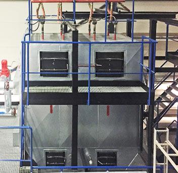 Rakvere Energy Plant Economizer 0.8MW